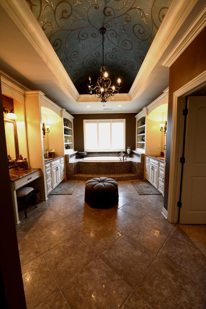 Master Bath - Craftsman - Bathroom - Indianapolis - by ...