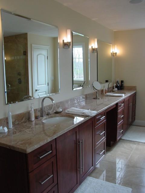Master Bath In Fitchburg MA
