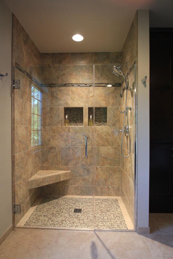 Master Bath in Mequon, WI - Traditional - Bathroom ...