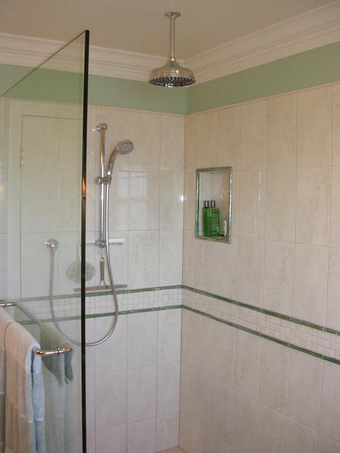 Master Bath in San Jose, CA contemporary-bathroom