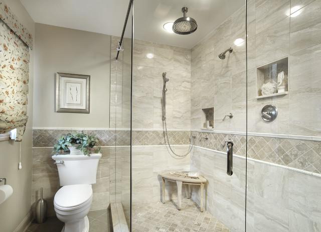 Master Bath Indulgence traditional-bathroom