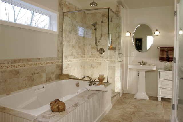Master Bath - Traditional - Bathroom - Portland - by Linda Florio ...