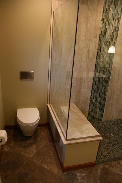 Master Bath Makeover contemporary-bathroom
