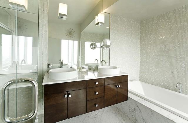Neutral Bathroom Tile: Stylish tile floor ditra heat heated floors ...