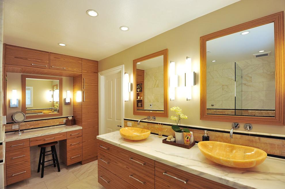 Master Bath Montecito with Honey Onyx Vessel Sinks ... on master bathroom vanities, wood bath sinks, masterbath double sinks, master bathroom counter, county sinks, master bathroom fittings, master bathroom ideas, master bathroom showroom, master bathroom bath, master bathroom saunas, master bathroom wood, master bathroom cabinets, master bathroom closets, master bathroom glass, master bathroom faucet, master bathroom showers, master bathroom shelves, master bathroom towel racks, master bathroom sets, master bathroom electrical,