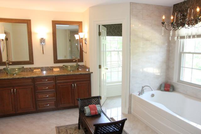 Master Bath farmhouse-bathroom