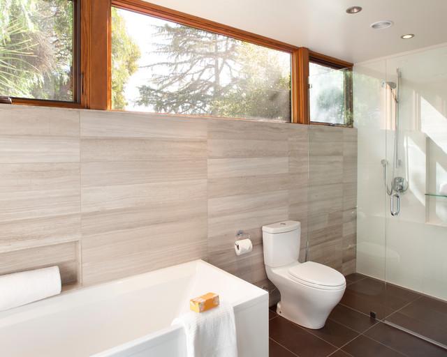 San Mateo contemporary-bathroom