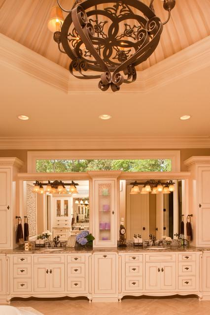 Master Bath - Raleigh, NC traditional-bathroom