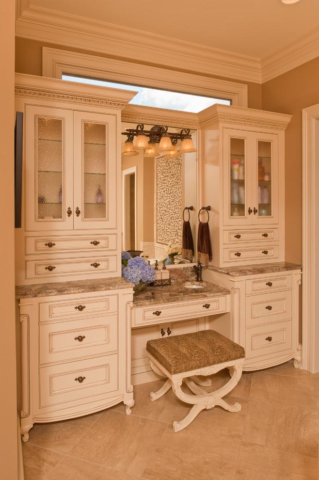 Master Bath - Raleigh, NC - Traditional - Bathroom ...