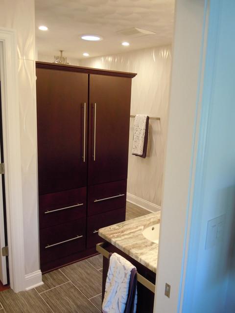 Master Bath redesign contemporary-bathroom
