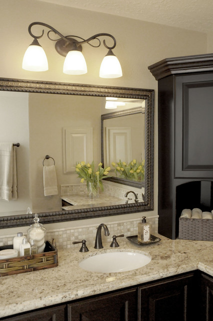 oil rubbed bronze bathroom accessories. Master Bath Remodel traditional bathroom