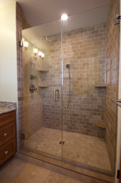 Master Bath Remodel Catonsville Maryland Contemporary