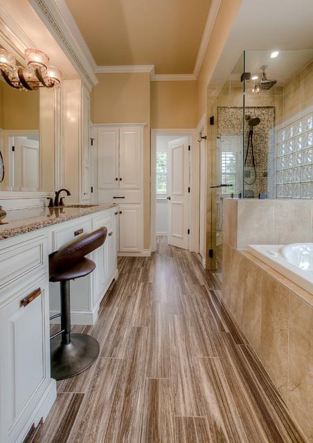 master bath remodel modern bathroom oklahoma city by clayburn