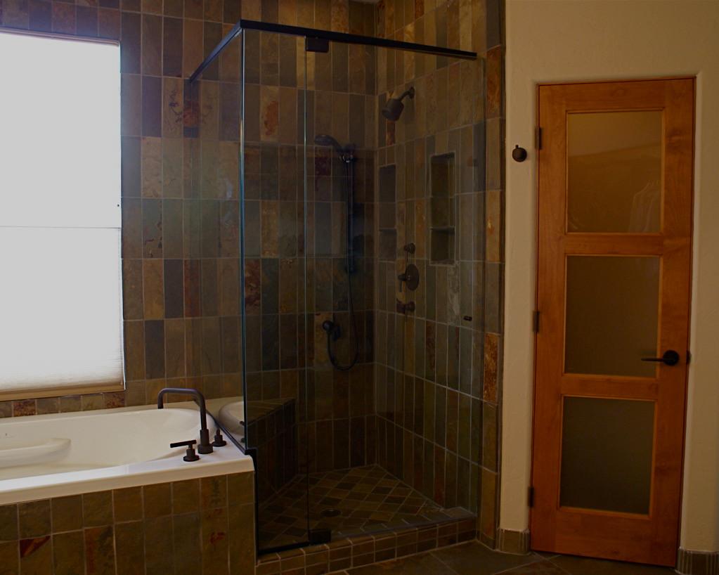 Master Bath Remodel - Contemporary