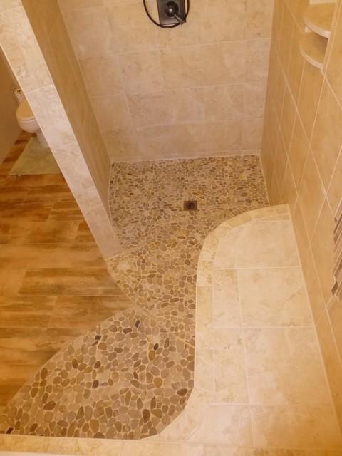 Master bath remodel albuquerque di floorscapes for Bath remodel albuquerque