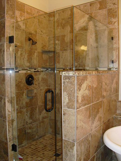 Traditional bathroom remodel small traditional bathroom for Bath remodel salt lake city