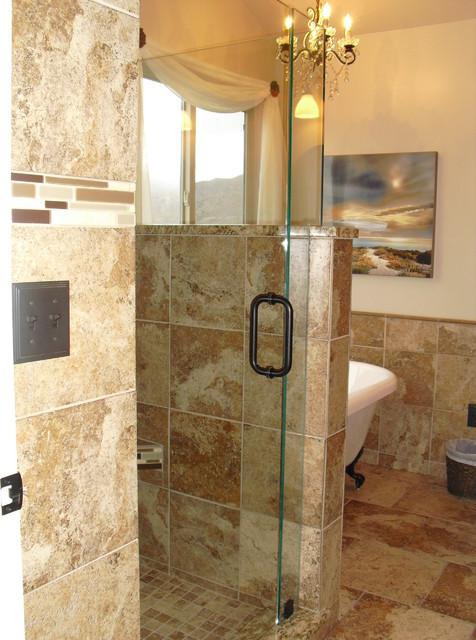 Master bath remodel traditional bathroom salt lake city for Bath remodel salt lake city
