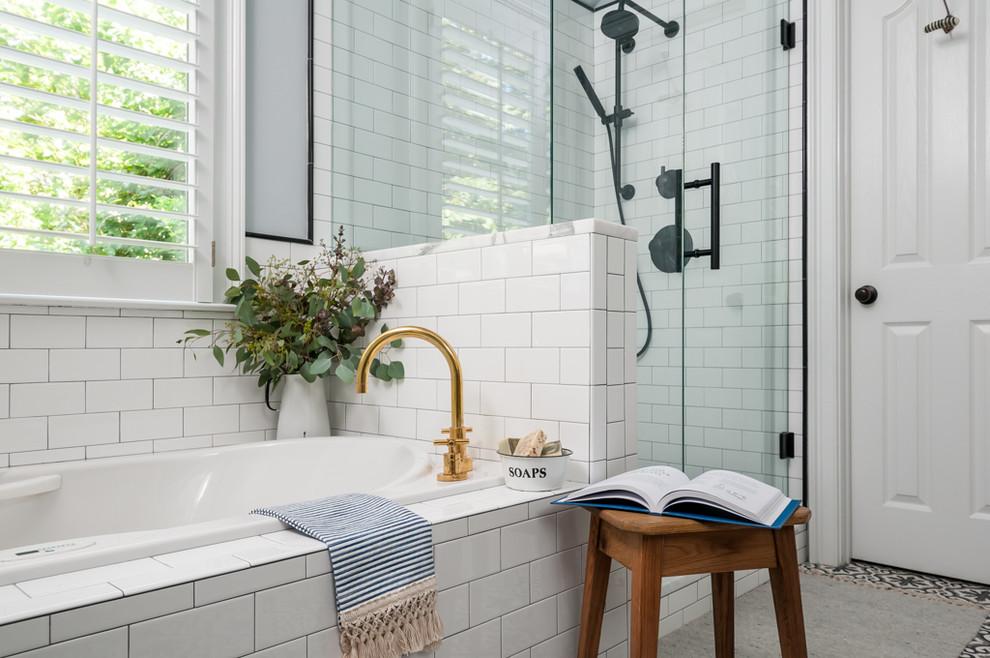 Bathroom - bathroom idea in Atlanta