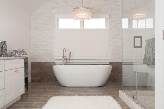 master bath remodel transitional bathroom other