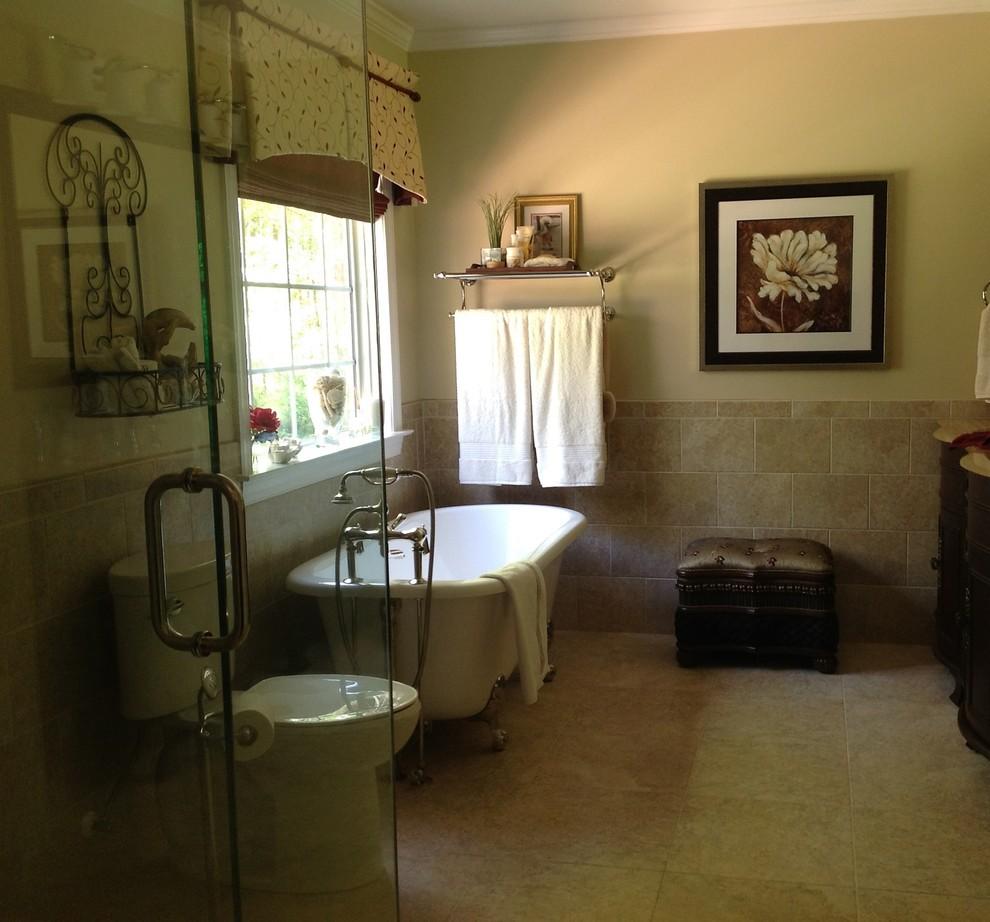 Master Bath Remodel - Traditional - Bathroom - Charlotte ...