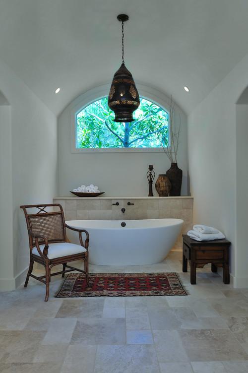 Mgc dise o de interiores decorando mi ba o for Bathroom interior design houston