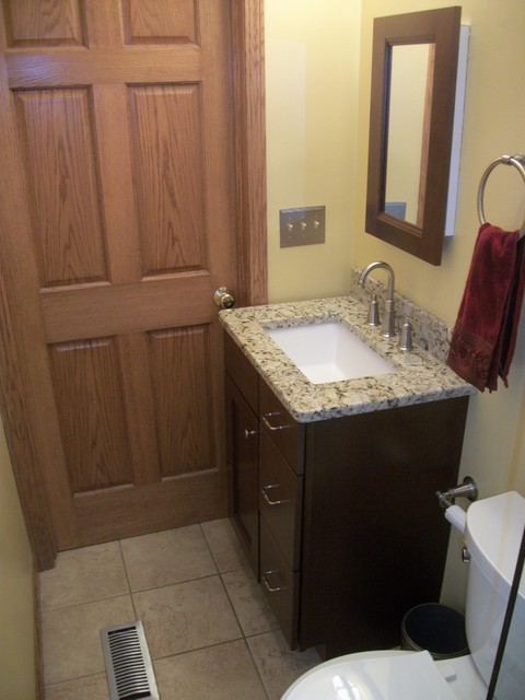 Master Bath Remodel Medina Oh 1 Traditional Bathroom Cleveland By Cabinet S Top