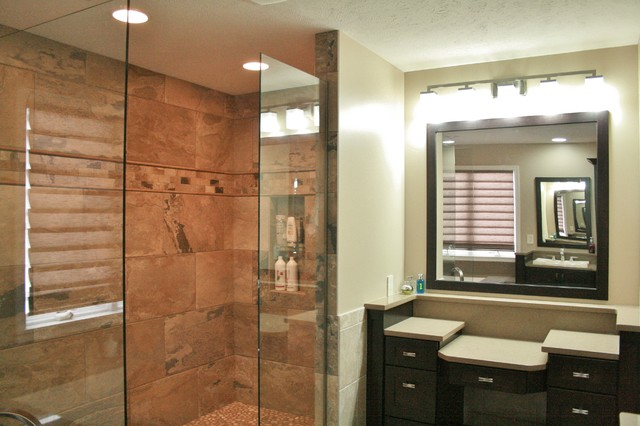 Master bath remodel peoria illinois for Bath remodel peoria il