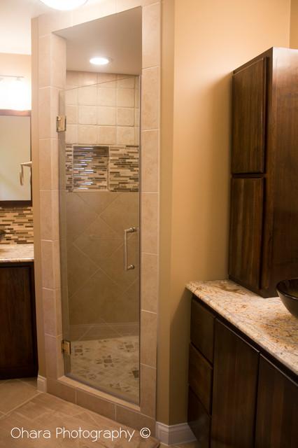 Master bath remodel traditional bathroom cincinnati Bathroom remodeling cincinnati