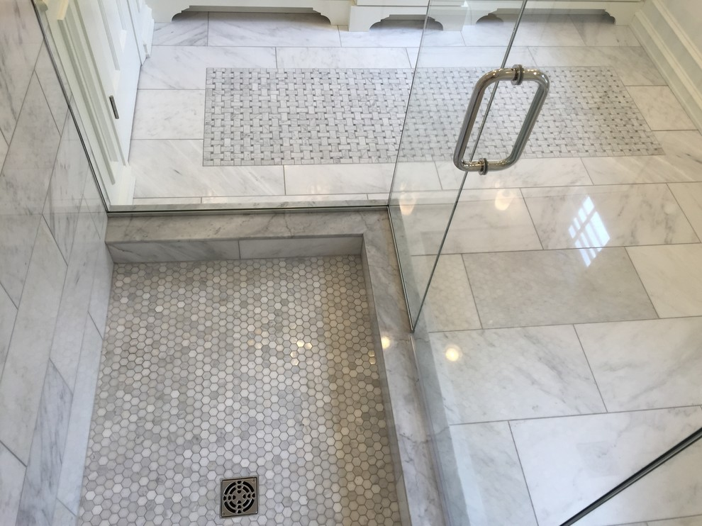 Master Bath Remodel - Shaker Heights, OH - Transitional ...