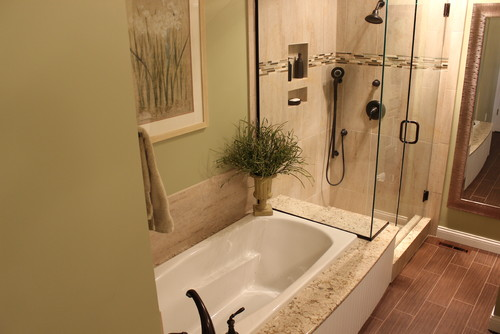 Love this space Bathroom remodeling akron ohio