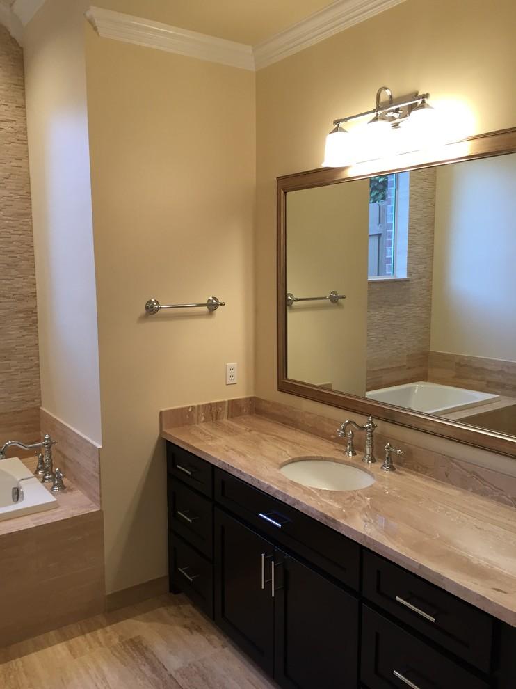 Master Bath Remodeling in Plano TX - Modern - Bathroom ...
