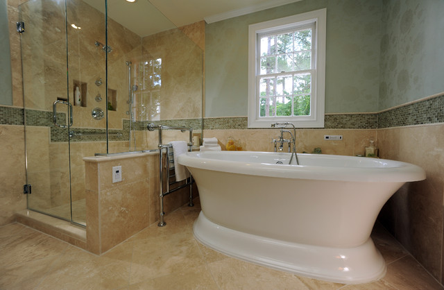 Andalusia Master Bath Traditional Bathroom Other
