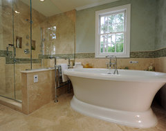 ANDALUSIA MASTER BATH traditional-bathroom