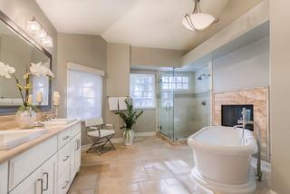 Master Bath Renovation In Woodland Hills Ca