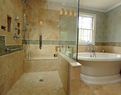 ANDALUSIA MASTER BATH eclectic