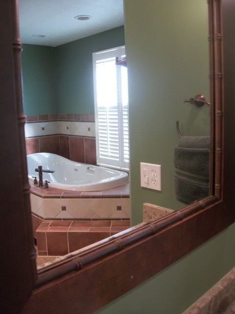 Strongsville Master Bath Renovation traditional bathroom