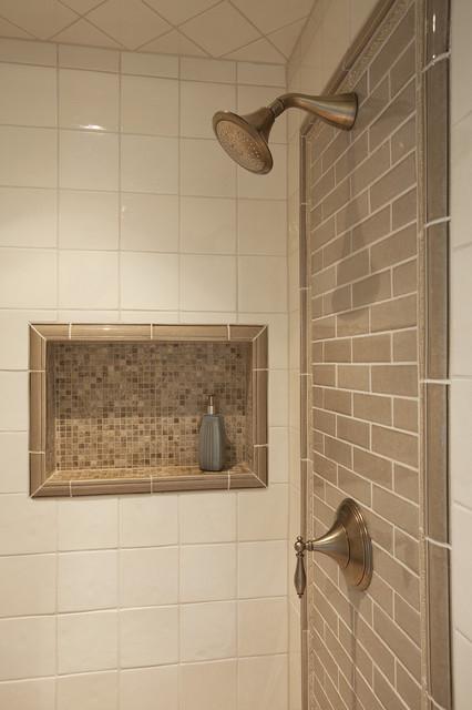 bath shower traditional bathroom chicago by drury design