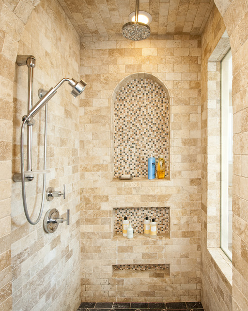 Master Bath, Shower - contemporary - bathroom - san francisco - by ...