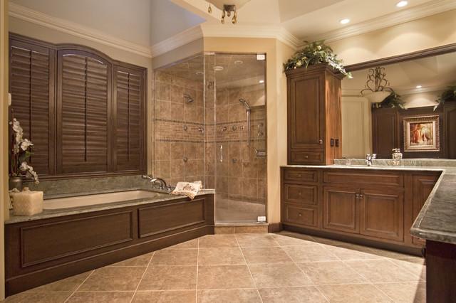 Nardin Master Bath traditional-bathroom