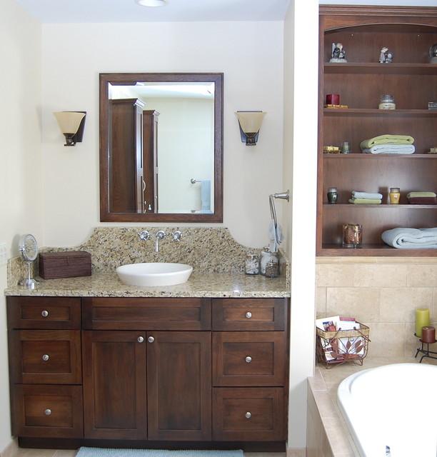 Master Bath spa modern