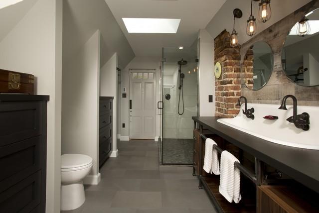 Master Bath Suite Washington Dc Bathroom