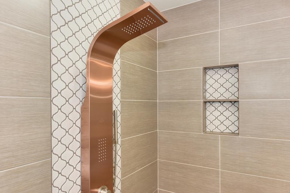 Master Bath - Transitional - Bathroom - Sacramento - by ...