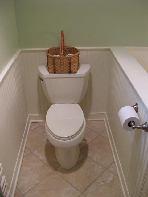 Master Bath Toilet Alcove