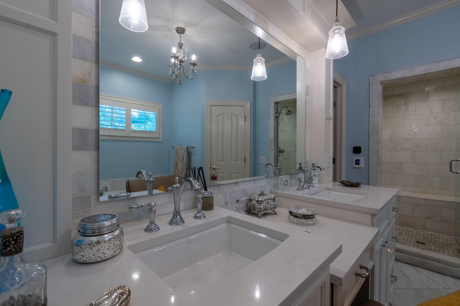 Master Bath Traditional Remodel