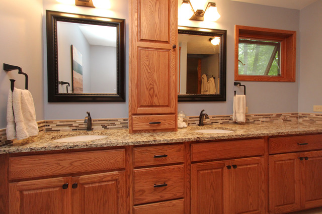 Master Bath Tune Up - Traditional - Bathroom - grand rapids - by ...