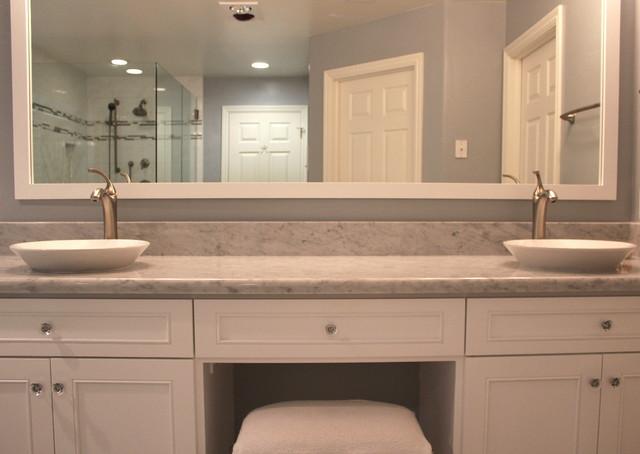 Master Bath Upgrade Traditional Bathroom Sacramento