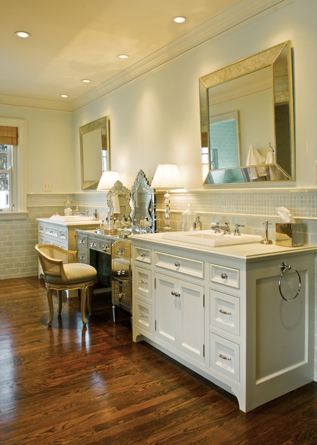 Master Bath | vanities traditional-bathroom
