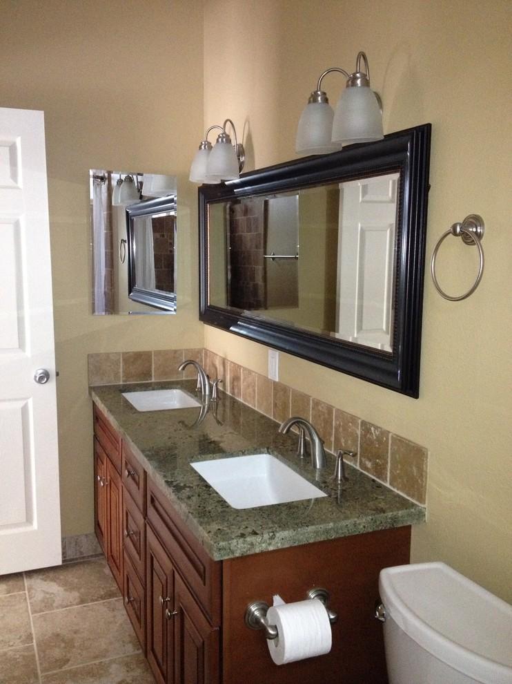 Master Bath Vanity - Transitional - Bathroom - Sacramento ...
