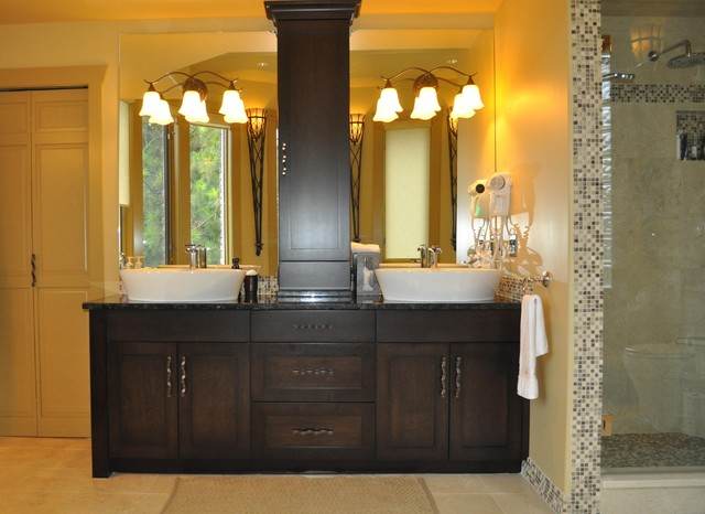 Master bath vanity traditional bathroom vancouver for Bathroom ideas vancouver