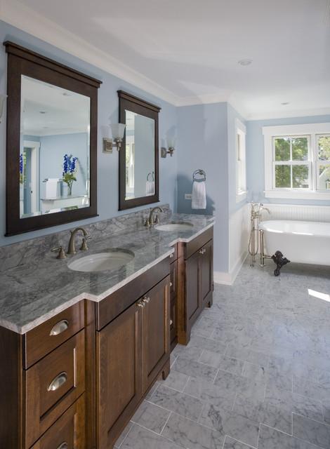 Master Bath Vanity craftsman-bathroom